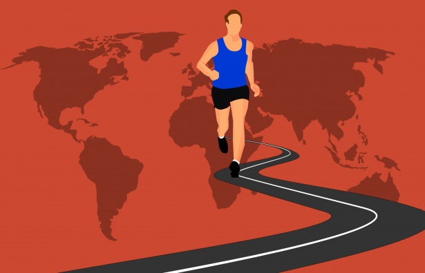 According to RunRepeat.com, Less than 1% of the U.S. population has completed a marathon.
