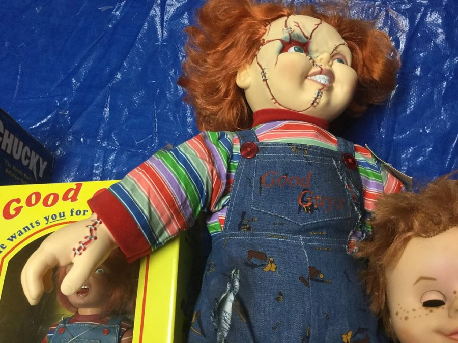 Childs Play released in 1988. The film spawned a TV sequel that airs on SyFy and USA Network.