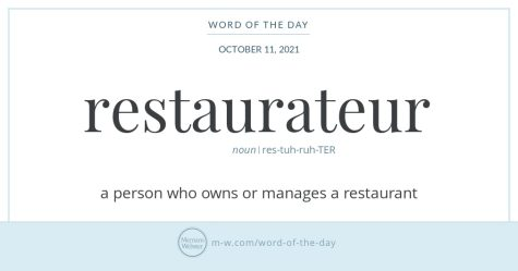 The restaurateurdecided to remodel her restaurant.