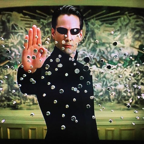 Behind the scenes of The Matrix